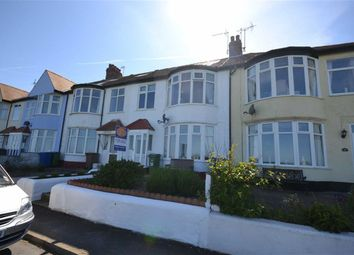 Thumbnail 4 bed terraced house for sale in Esplanade, Hornsea, East Yorkshire