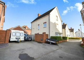 Thumbnail 4 bed detached house for sale in Denton Drive, Amesbury, Salisbury, Wiltshire