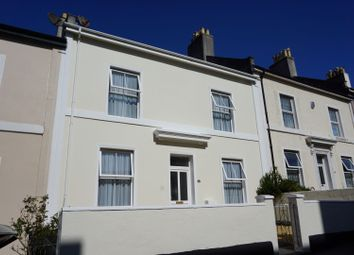 Thumbnail 3 bed terraced house for sale in Herbert Place, Plymouth