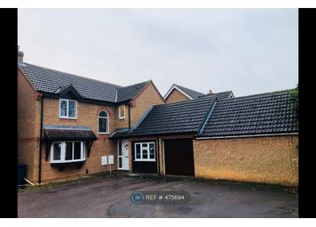 Thumbnail 5 bed detached house to rent in Sapley Road, Cambridgeshire