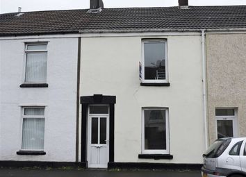Thumbnail 2 bedroom terraced house for sale in Neath Road, Plasmarl, Swansea