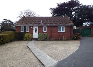 Thumbnail 2 bed bungalow to rent in Cheyney Walk, Westbury