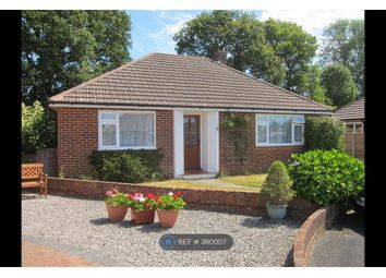 Thumbnail 3 bed bungalow to rent in Hillcrest Drive, Chandler's Ford, Eastleigh