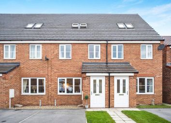 Thumbnail 3 bed terraced house to rent in Linnet Garth, Scunthorpe