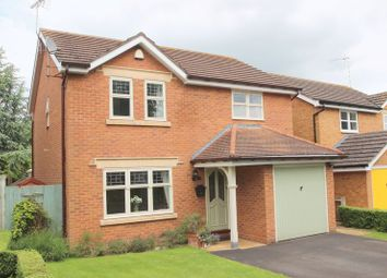 Thumbnail 4 bed detached house for sale in Stone Pits Meadow, Wilmcote, Stratford-Upon-Avon