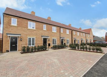 Thumbnail 2 bed end terrace house for sale in Greenlakes Rise, Houghton Conquest, Houghton Conquest