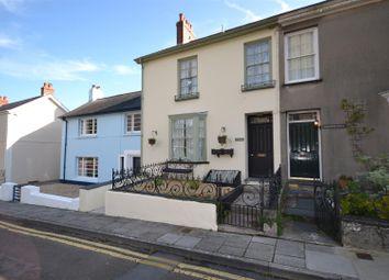 Thumbnail 3 bed terraced house for sale in Church Road, Llansteffan, Carmarthen