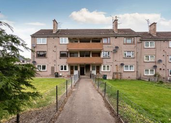 Thumbnail 2 bed flat for sale in Logie Crescent, Perth