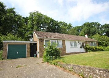 Thumbnail 3 bed bungalow to rent in Fernhill Close, Hook Heath, Woking
