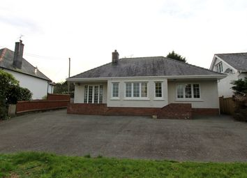 Thumbnail 3 bed detached bungalow for sale in North Road, Lampeter