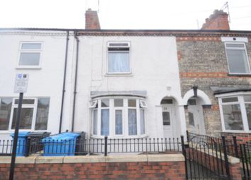 Thumbnail 3 bed terraced house to rent in Carew Street, Hull