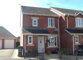 Thumbnail 3 bed property to rent in Manning Road, Cotford St. Luke, Taunton