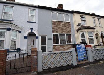 Thumbnail 3 bed terraced house for sale in Park Road, Dovercourt Harwich, Essex