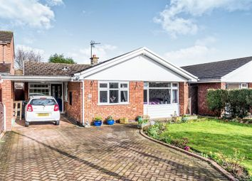 Thumbnail 3 bed detached bungalow for sale in Worthington Road, Fradley, Lichfield