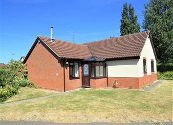 Thumbnail 3 bed detached bungalow for sale in Thorpe Lea Road, Peterborough