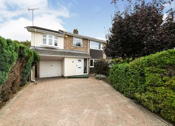 Thumbnail 5 bedroom semi-detached house for sale in Crawford Close, Billericay