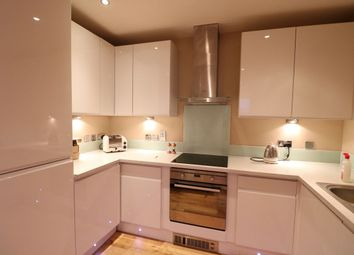 Thumbnail 1 bed flat to rent in Freshwater Road, Chadwell Heath, Romford