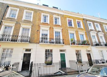 Thumbnail 1 bed flat to rent in Charlwood Place, London
