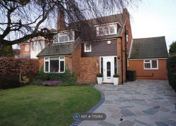 Thumbnail 4 bed detached house to rent in Farringford Close, St. Albans