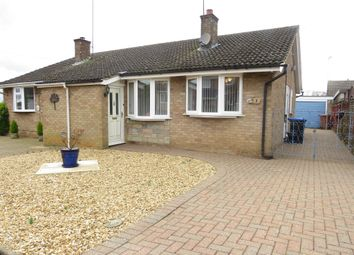 2 bed semi-detached bungalow for sale in Ringwood Close, Kingsthorpe, Northampton NN2