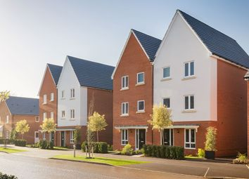 Thumbnail 4 bed town house for sale in Shinfield, Berkshire