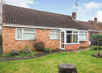 Thumbnail 3 bedroom detached bungalow for sale in Paige Close, Watlington, King's Lynn