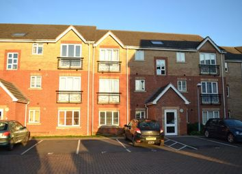 Thumbnail 2 bed flat for sale in Shankley Way, St James, Northampton