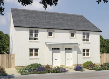 "Thumbnail 3 bed semi-detached house for sale in ""Doune"" at Kirkton North, Livingston"