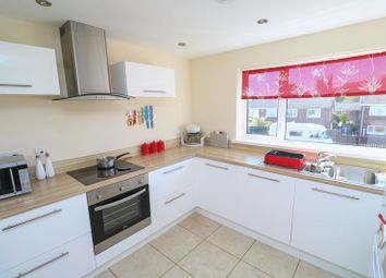 Thumbnail 2 bed flat for sale in Long Gair, Blaydon-On-Tyne