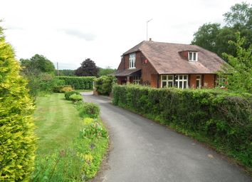 Thumbnail 4 bedroom detached house to rent in Howe Green, Hertfordshire