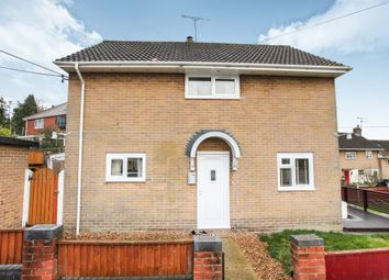 Thumbnail 3 bed semi-detached house for sale in Crescent Road, Bulford, Salisbury