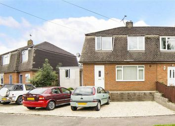 Thumbnail 3 bed semi-detached house for sale in Strongbow Road, Bulwark, Chepstow