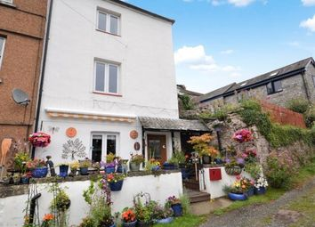 Thumbnail 4 bed end terrace house for sale in Tamar View, The Quay, Calstock, Cornwall