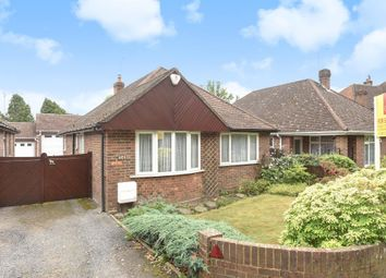Thumbnail 3 bed detached bungalow for sale in Knaphill, Woking