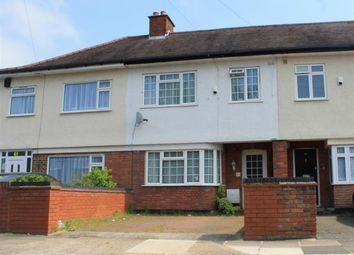 Thumbnail 3 bed terraced house for sale in Bideford Road, Ruislip Manor, Ruislip