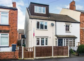 Thumbnail 2 bedroom end terrace house for sale in Rasen Lane, Lincoln