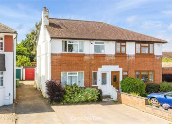 Thumbnail 4 bed semi-detached house for sale in Driftwood Avenue, St Albans, Hertfordshire