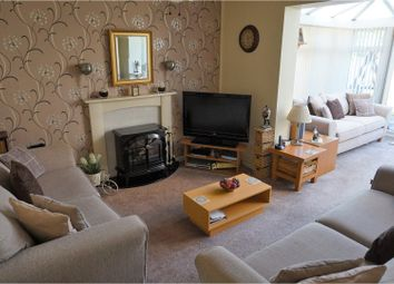 Thumbnail 2 bed detached bungalow for sale in Tiverton Close, Oadby