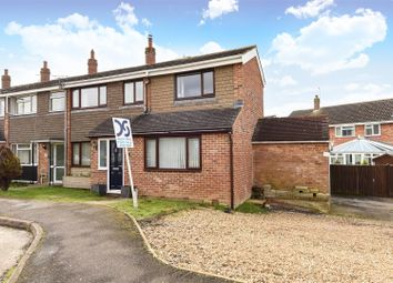 Thumbnail 3 bed end terrace house for sale in Hunters Field, Stanford In The Vale, Faringdon
