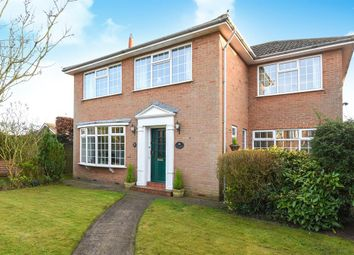 Thumbnail 4 bedroom detached house for sale in Ings Road, Wilberfoss, York