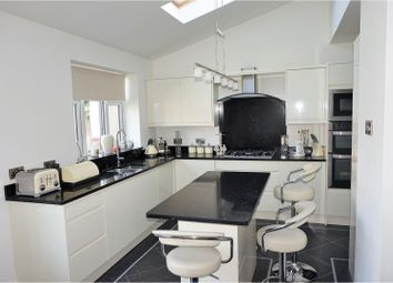 Thumbnail 4 bed semi-detached house for sale in Mill Lane, Churchtown