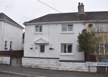 Thumbnail 3 bed semi-detached house for sale in Heol Y Dderwen, Pontwelly, Llandysul