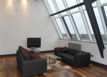 Thumbnail 1 bed flat to rent in Shelton House, 62 Park Road, Peterborough