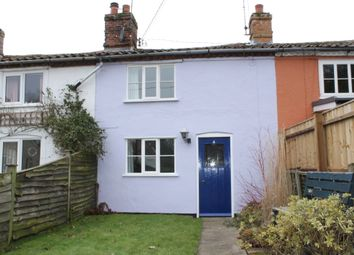 Thumbnail 2 bed cottage to rent in Willow Marsh Lane, Darsham, Saxmundham