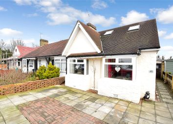 Thumbnail 3 bed bungalow for sale in King Edward Avenue, West Dartford, Kent