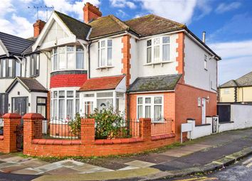 Thumbnail 5 bedroom end terrace house for sale in Ashburton Avenue, Ilford, Essex
