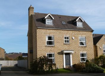 Thumbnail 4 bed detached house for sale in Lark Vale, Gilstead