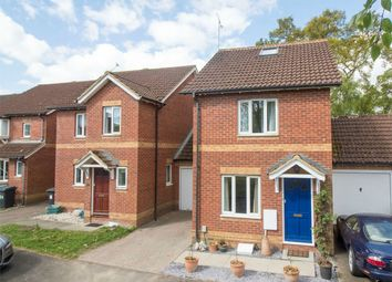 Thumbnail 3 bed link-detached house for sale in Lime Drive, Fleet