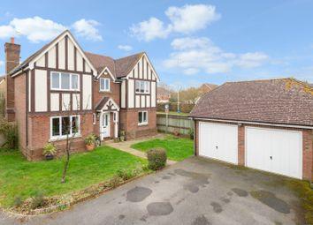 Thumbnail 4 bed detached house for sale in Dexter Close, Kennington, Ashford