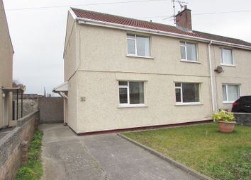 Thumbnail 3 bed semi-detached house to rent in Farm Drive, Port Talbot